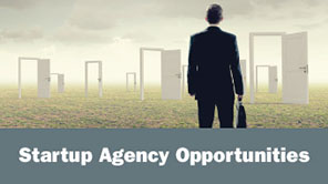 Startup Agency Opportunities