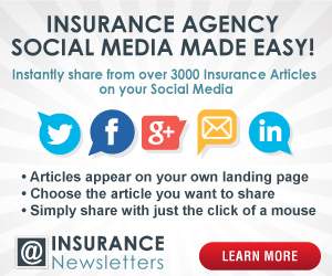 InsuranceNewsletters Content & Social Media