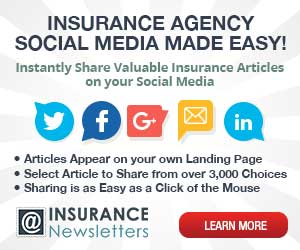 InsuranceNewsletters Content & Social Media