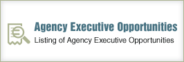 Agency Executive Opportunities