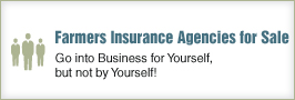 Farmers Insurance Agencies for Sale