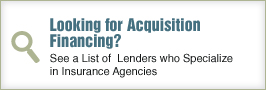 Looking for Acquisition Financing