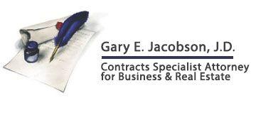 Gary E. Jacobson, J.D.